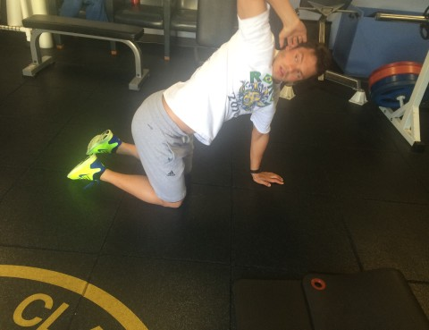 Thoracic Mobility for Swimmers