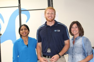 Chris Barber Santa Clara Personal Training, COR