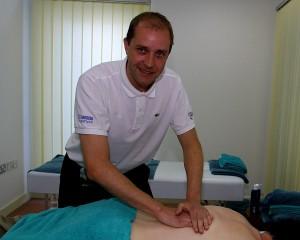 massage for improving range of motion
