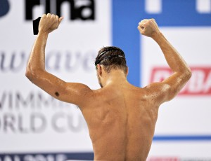 Strong shoulders for preventing swimming shoulder pain