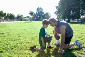 Youth sports can build resilience strength