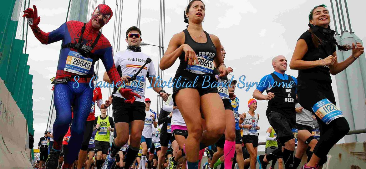 Running biomechanics is one cause of iliotibial band synrome