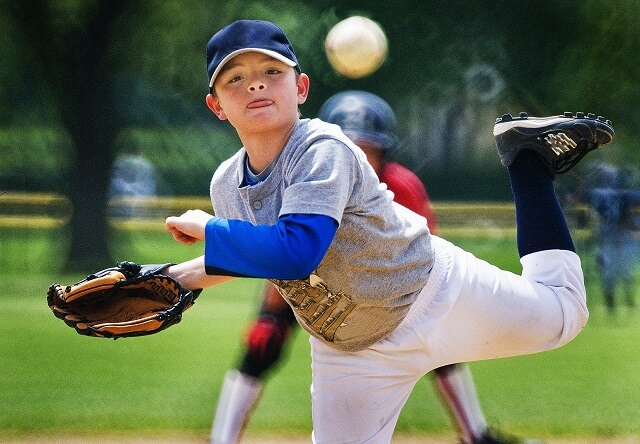 elbow injuries in young baseball players