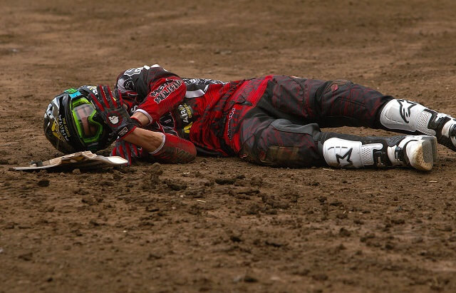 Supercross Injuries Top 5