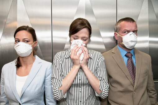 Stay healthy during the flu season