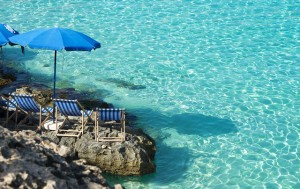 swim Blue Lagoon Camino Island Malta
