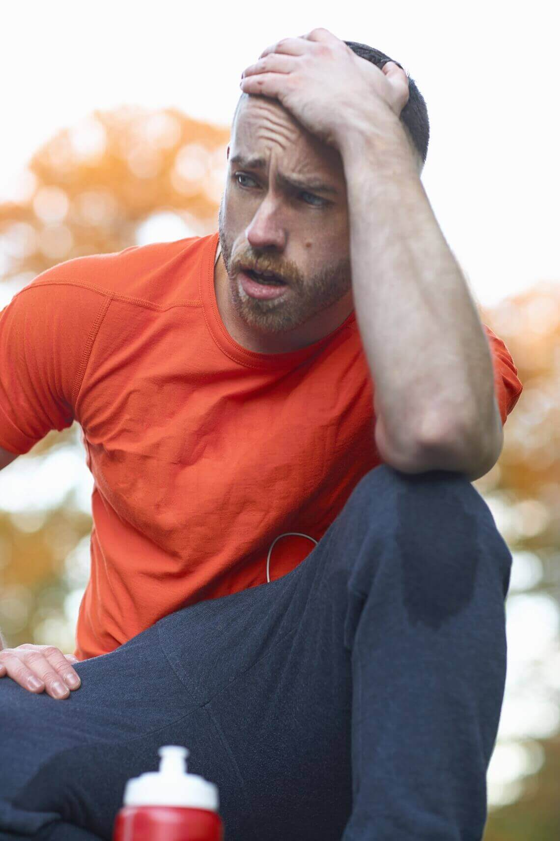 Why Do I Want To Puke When Working Out?
