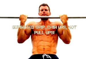 chin ups vs. pull ups