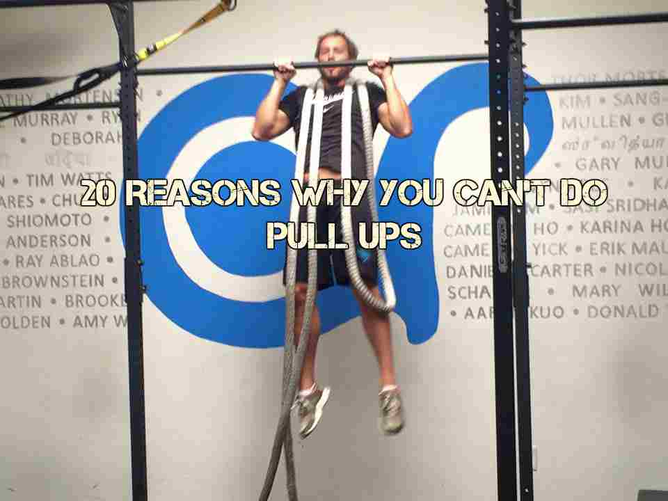 resisted pull up