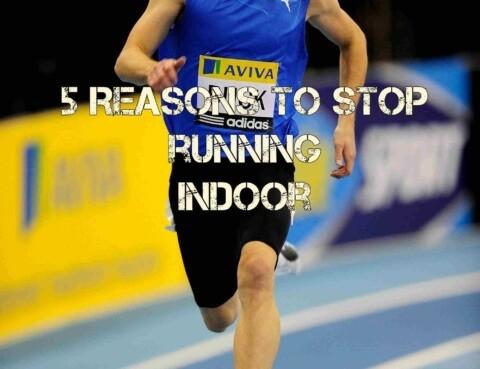 running indoors