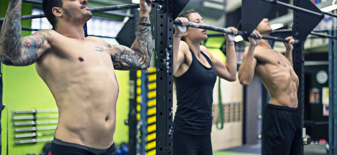 Swimming and CrossFit