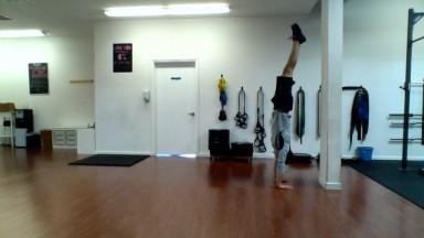 Full Handstand