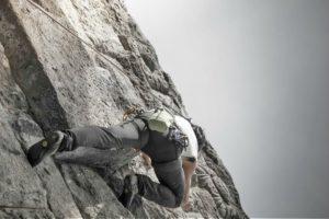 rock climbing training