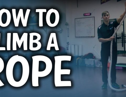 Get All the Tips for climbing rope...