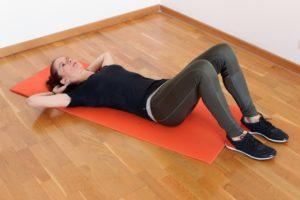 core exercises sit ups