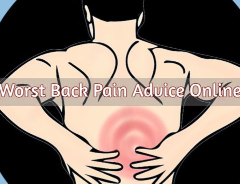 back pain advice