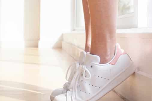 heel raises for runners with recurrent ankle sprains
