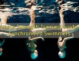 strength training for synchronized swimmers
