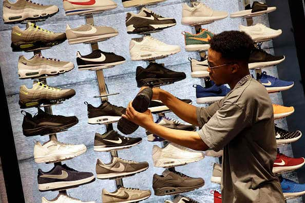 shopping for shoes for running