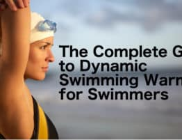 Dynamic swimming warm-up