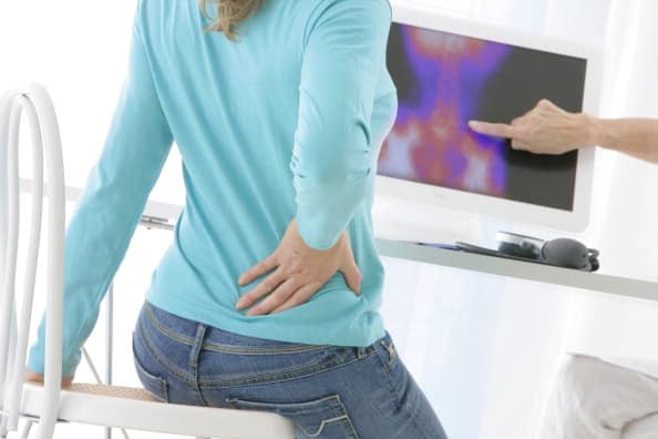 back pain, proper body mechanics