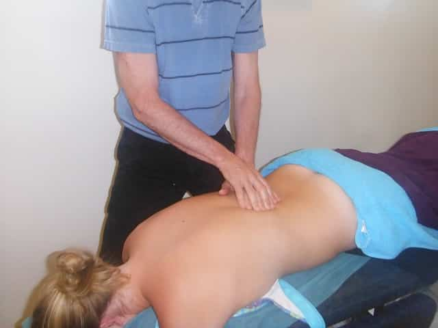 benefits of massage for back problems
