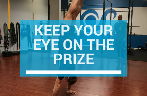 Stay Motivated: Keep Your Eye on the Prize (1)
