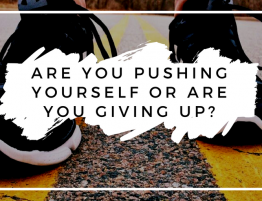 decreased motivation