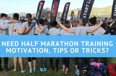 Need Half Marathon Training Motivation, Tips or Tricks_