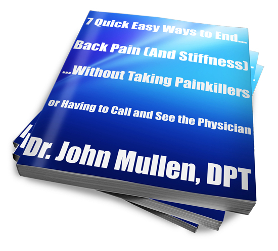 low back pain ebook