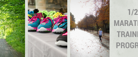 Marathon training program