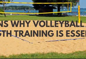 volleyball strength training