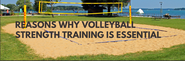 volleyball strength training