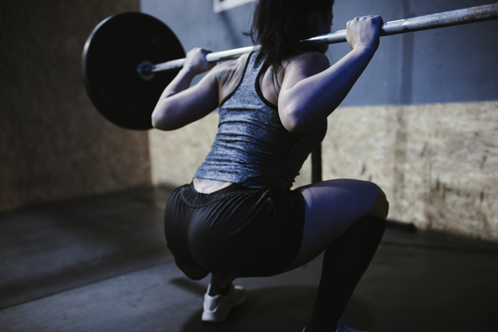 weight training shouldn't settle for urinary incontinence in athletes