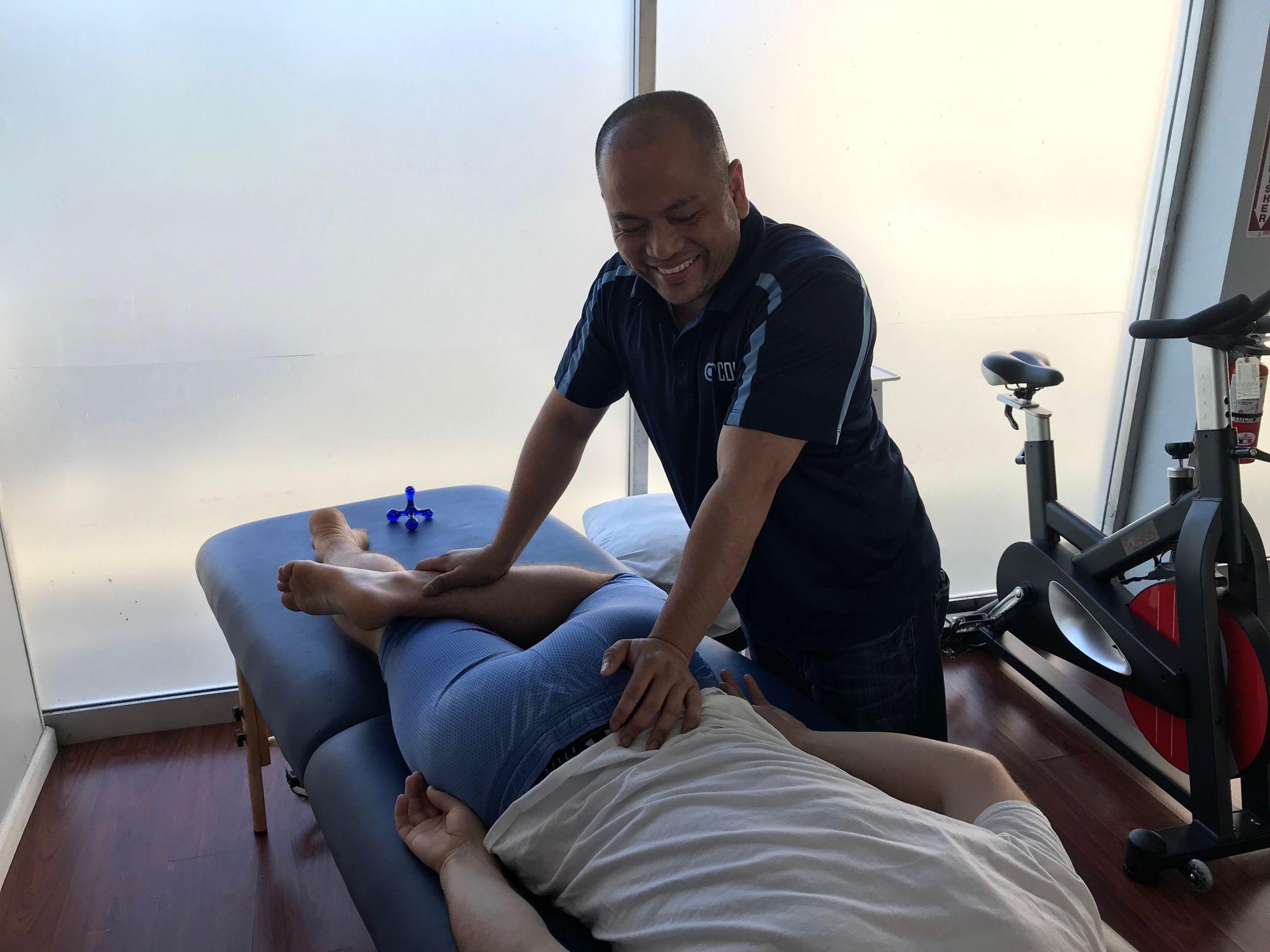 sports massage santa clara